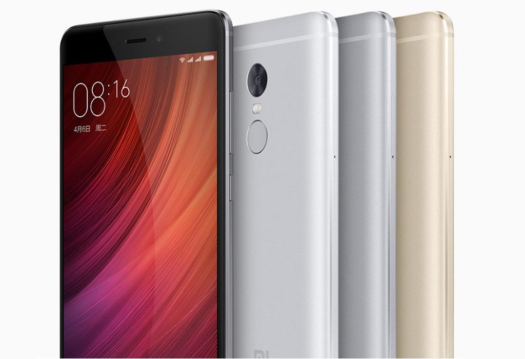 Xiaomi Redmi 4, hardware
