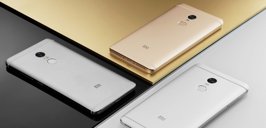 Xiaomi Redmi 4, barevné varianty