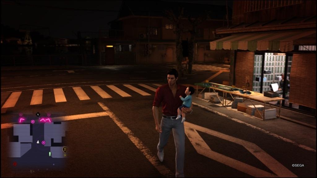 Yakuza 6: The Song of Life; Gameplay: Haruto