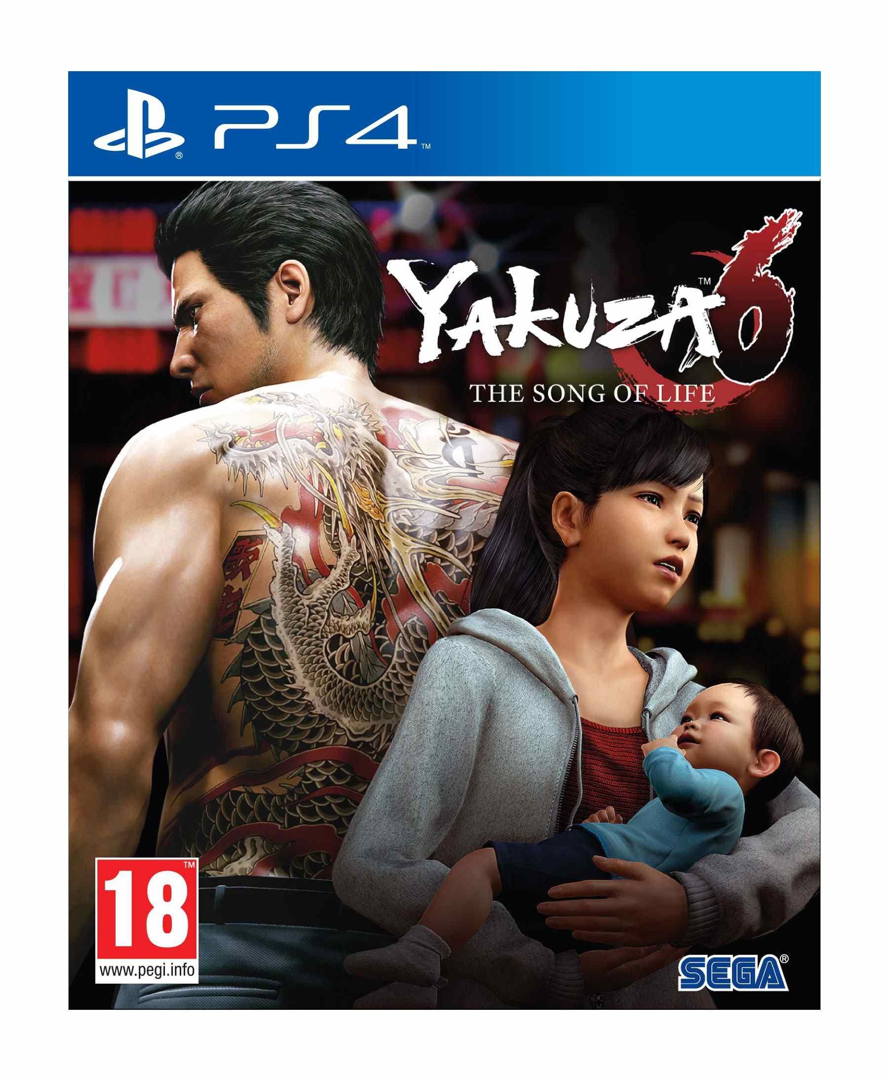 Yakuza 6: The Song of Life; recenze