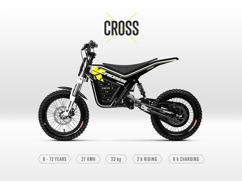 Kuberg Young Rider Cross