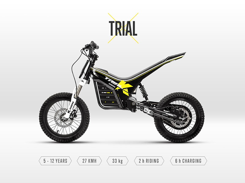 Kuberg Young Rider Trial