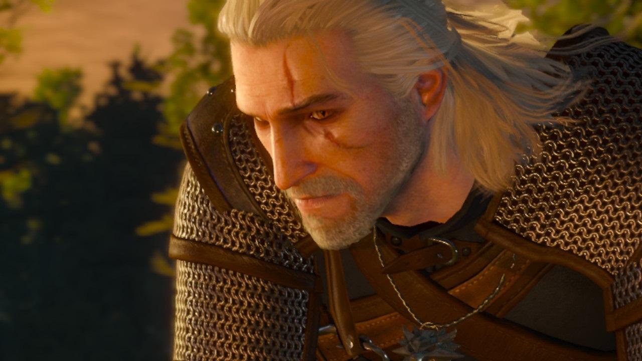 The Witcher 3: The Wild Hunt; screenshot: Geralt