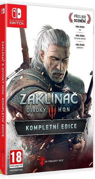 The Witcher 3: The Wild Hunt; recenze