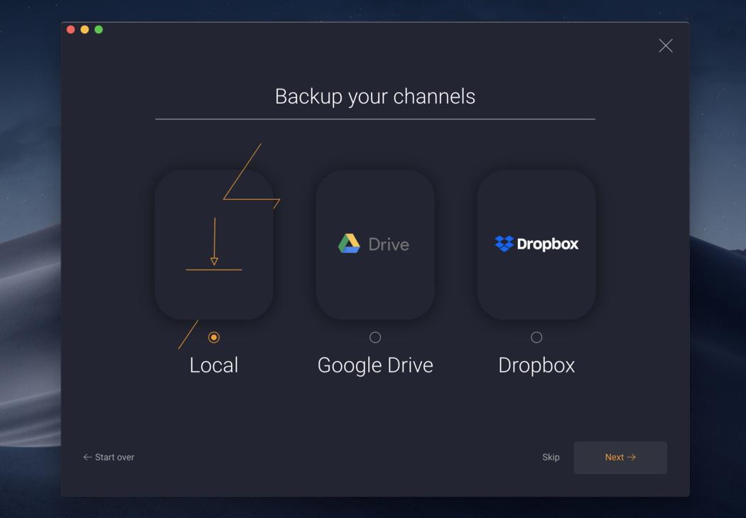 Zap Desktop 0.5.0-beta