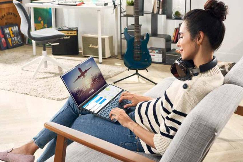 ZenBook 14 UX481 Duo