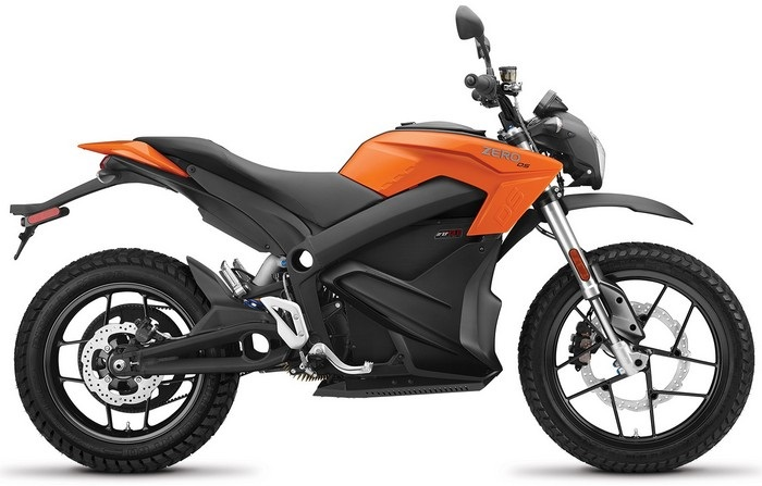 Zero Motorcycles, Zero DS