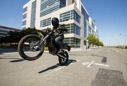 Zero Motorcycles, Zero FX, město