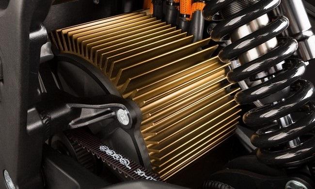 Zero Motorcycles, revoluční motor Z-Force