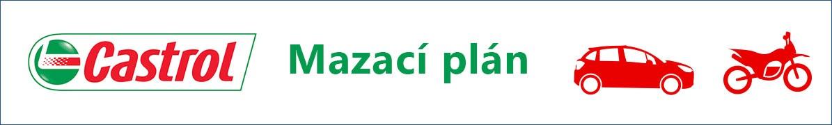 Mazací plán Castrol