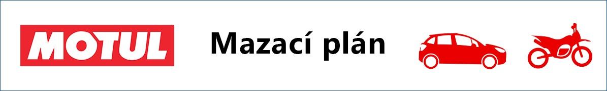 Mazací plán Motul