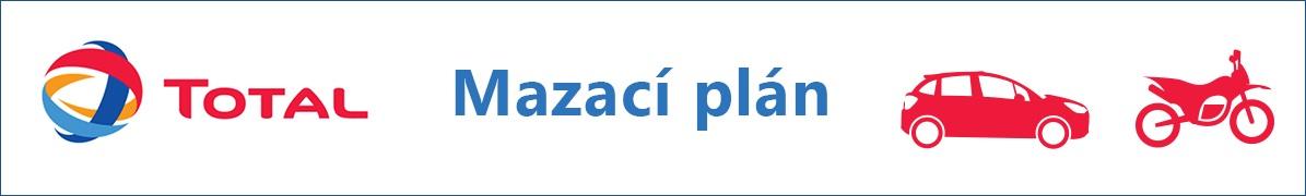 Mazací plán Total