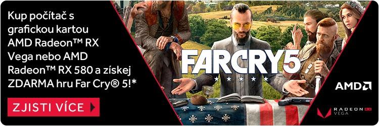 Věr, modli se, poslouchej - AMD Ryzen FC5