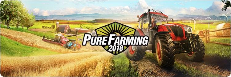 Pure Farming Simulator 2018