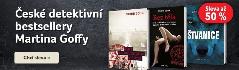 Krimi bestsellery se slevou až 50 %