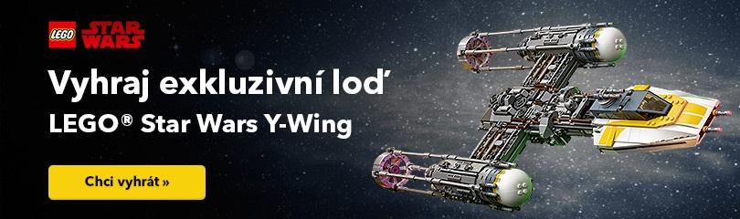 LEGO Y-Wing soutěž
