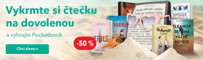 250 bestsellerů se slevou až 50 %