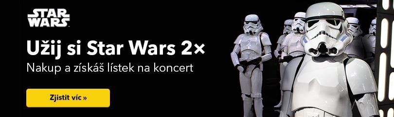 Užij si Star Wars 2x