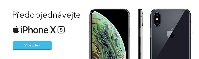 Předobjednávejte iPhone Xs