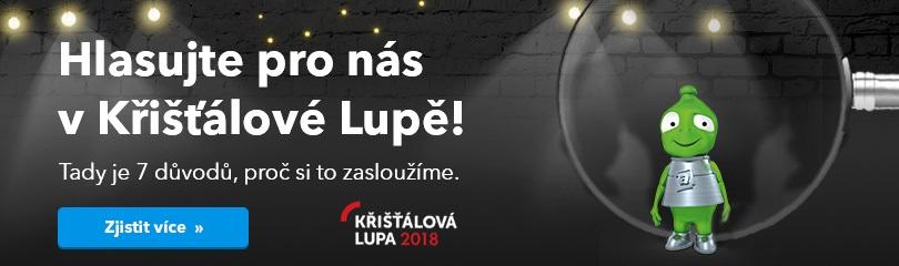 Křišťálová Lupa 2018