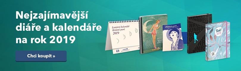Kalendáře & diáře 2019