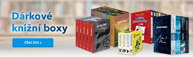 Dárkové knižní boxy
