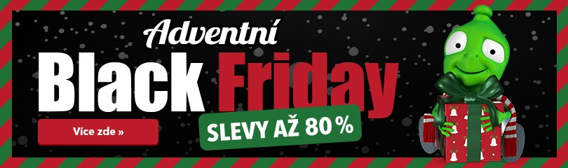 Adventní Black Friday