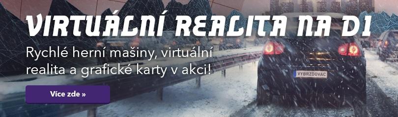 Virtuální realita na D1