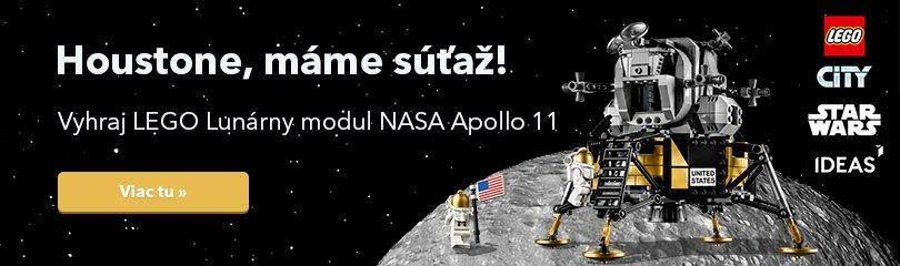 LEGO vesmírna súťaž