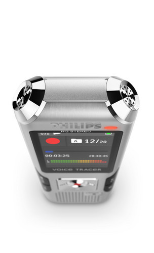Philips DVT4000 stříbrný