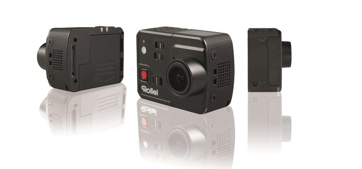 Digitální kamera Rollei Outdoor 6S WiFi