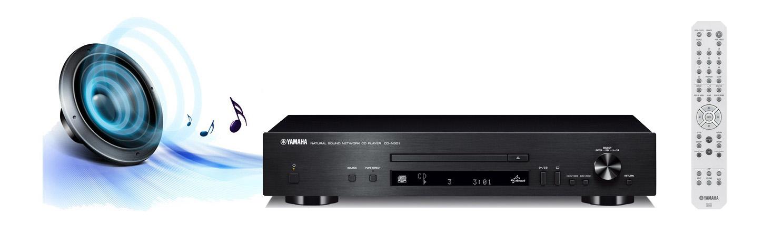 CD Přehrávač YAMAHA CD-N301