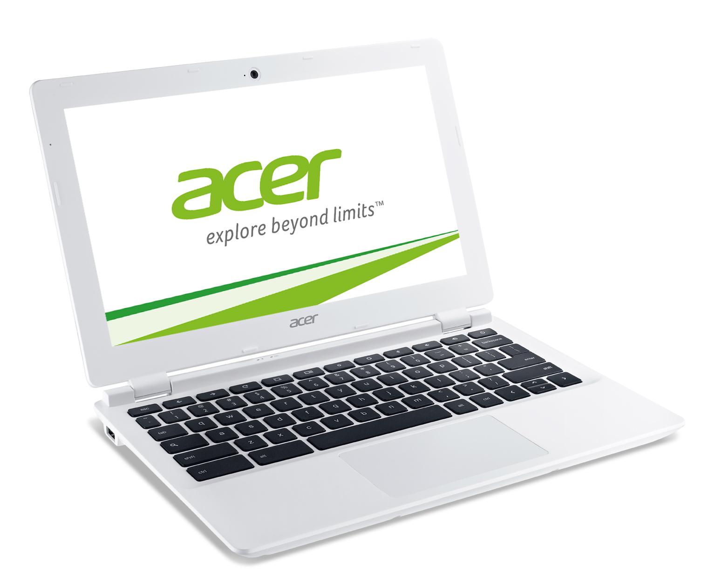 Acer Chrombook ze strany