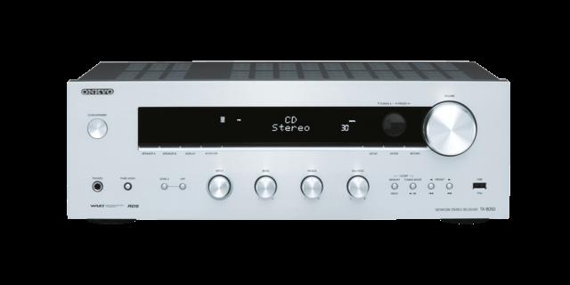 ONKYO TX-8050 - stříbrný