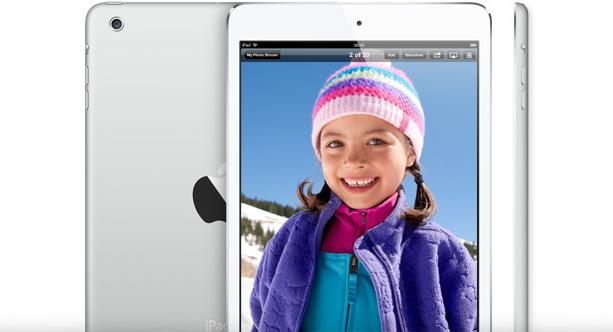 The full iPad experience
