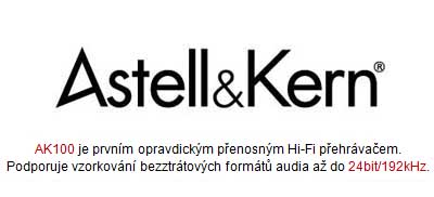 Astrell and Kern AK100