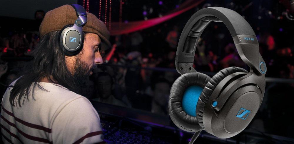 Sluchátka Sennheiser HD 7 DJ