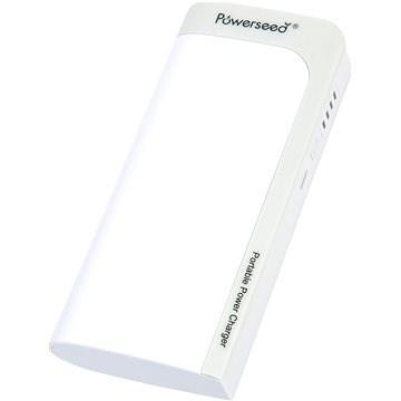 Powerseed PS-2400E bílo-šedá
