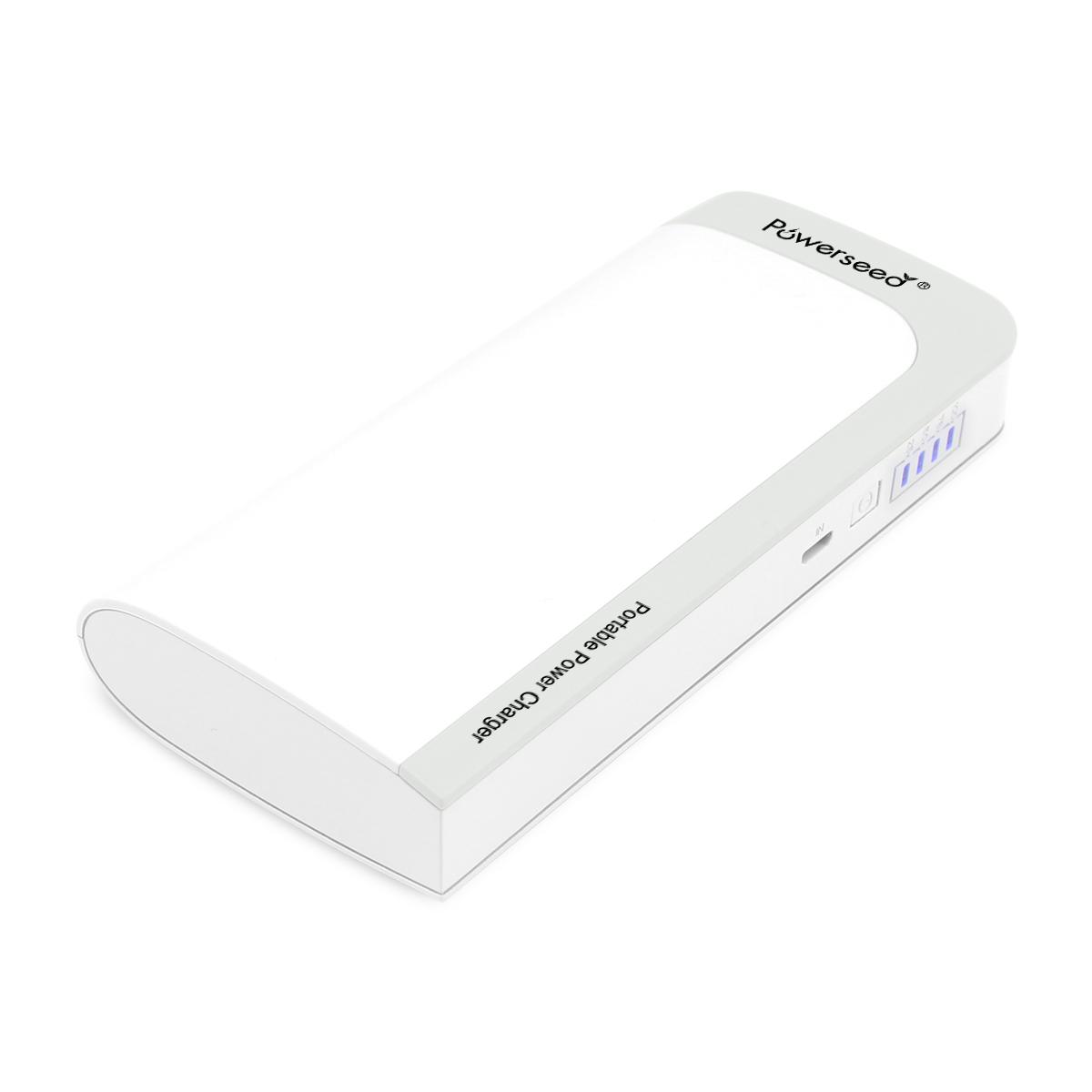 Powerseed PS-13000b bílo-šedá