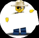 LEGO - Pro dospělé