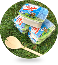 Farmářské máslo