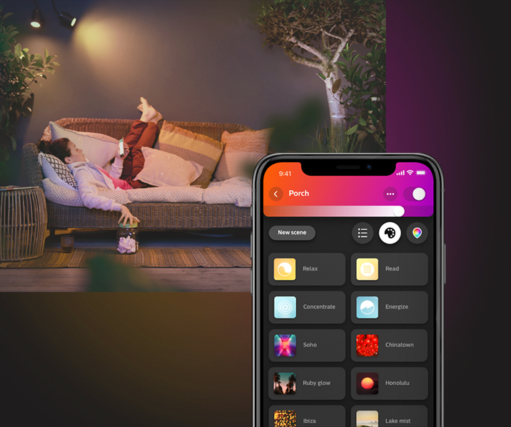 Philips HUE Colors