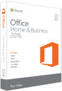 Office for Mac Home & Business 2016 product