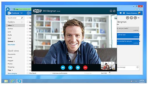 Skype document sample