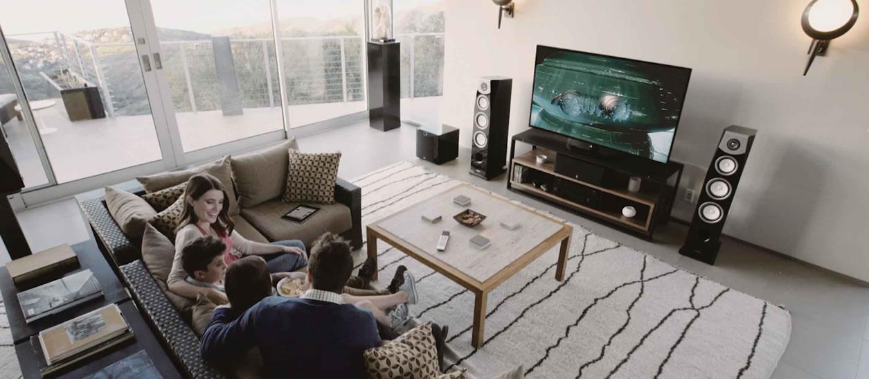 MusicCast Obývací pokoj