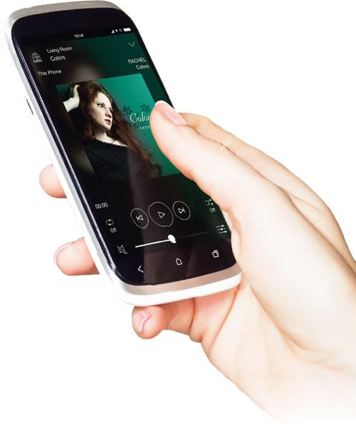 Yamaha MusicCast Aplikace