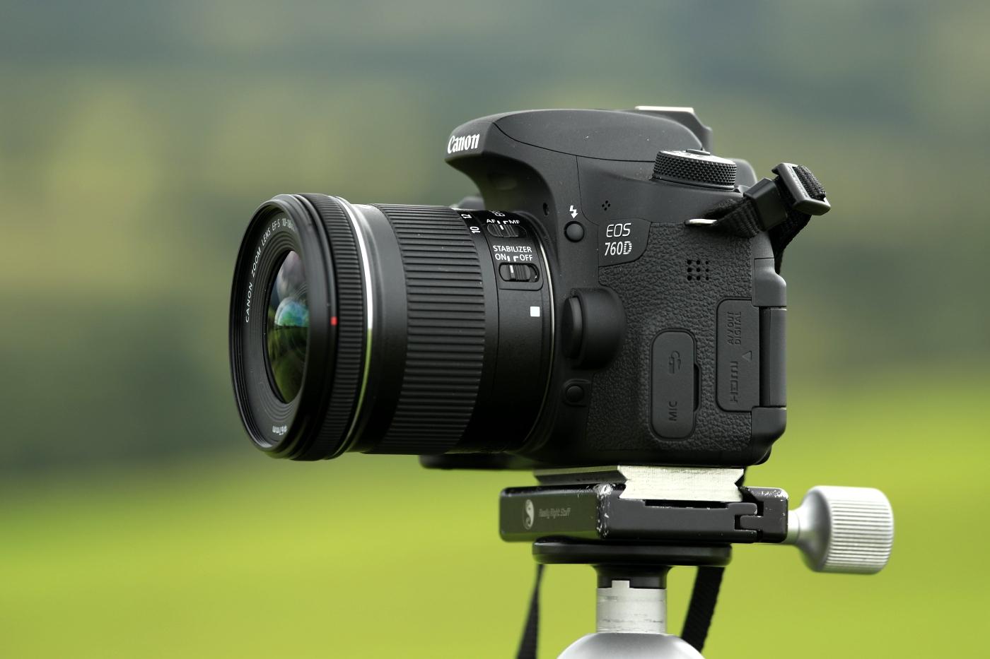 Canon EF-S 10-18mm f/4.5-5.6 IS STM; recenze; objektiv