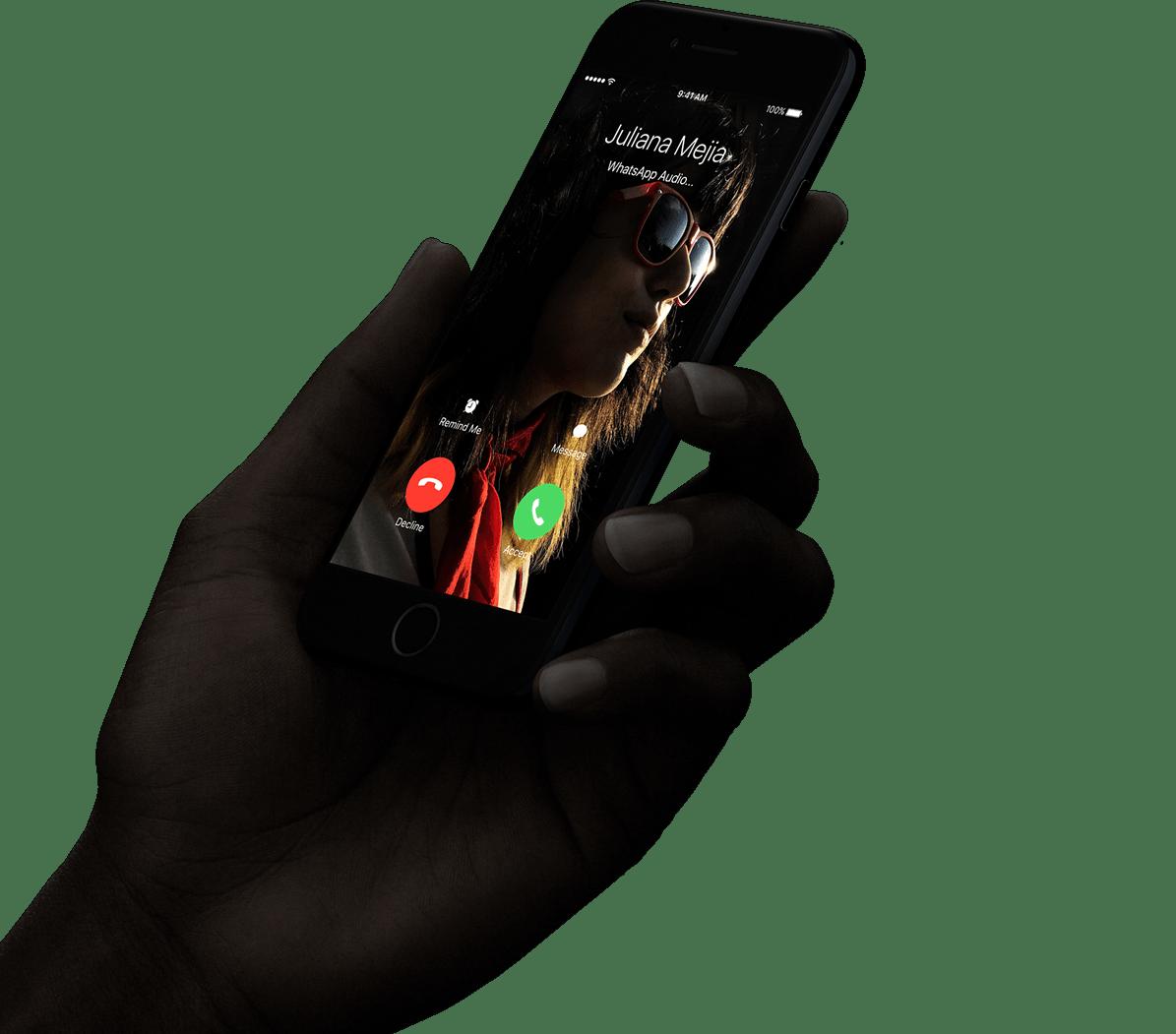 iPhone7 - 4G LTE