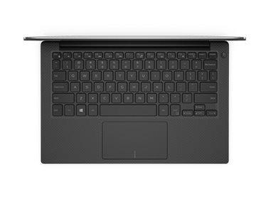 Podsvícená klávesnice Dell XPS 13