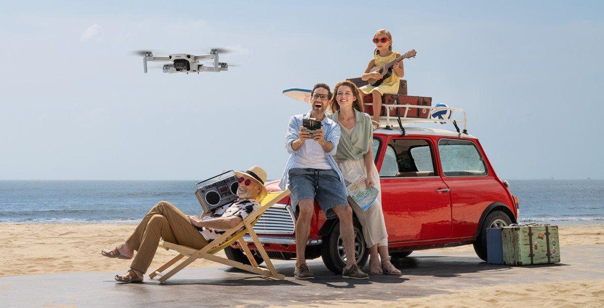 Dron DJI Mini 2